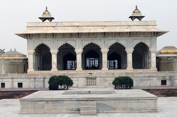 Hall for Public in Agra Fort, Agra Fort