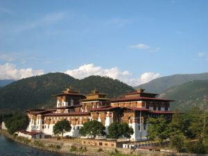 A Colourful Passage to Bhutan