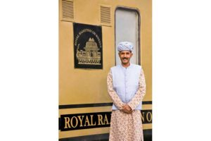 Royal Rajasthan On Wheels Train Tour