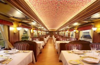Luxury Train Tour Packages in India